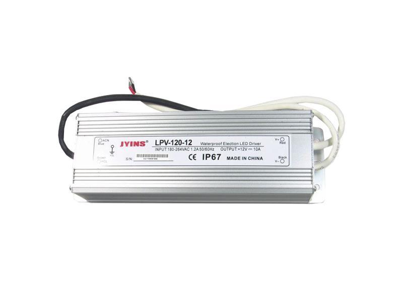 Zdroj-LED driver 12VDC/120W LPV120-12, JYINS