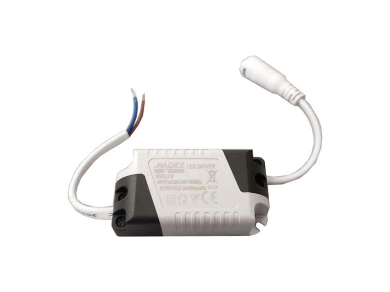Zdroj pro LED 4-7W, 12-23V/300mA G075A