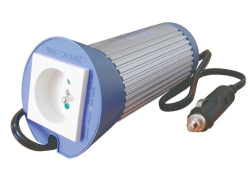 TIPA měnič napětí 12V/230V 100/150W