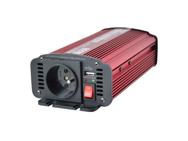 CarSpa 12V/230V, 600W, USB