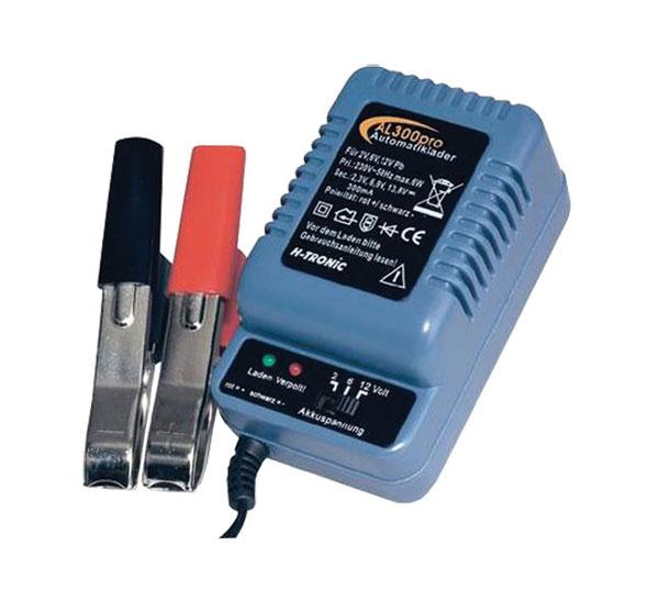 Nabíječka akumulátorů H-Tronic AL300 2/6/12V-300mA