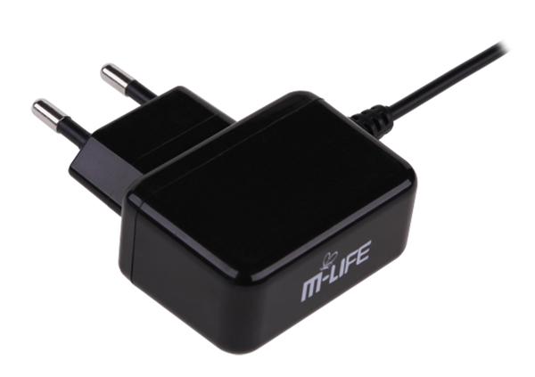 Nabíječka GSM M-LIFE mini USB 230V