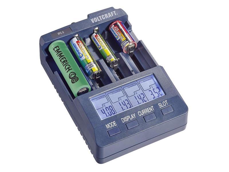 Nabíječka baterií VOLTCRAFT IPC-3