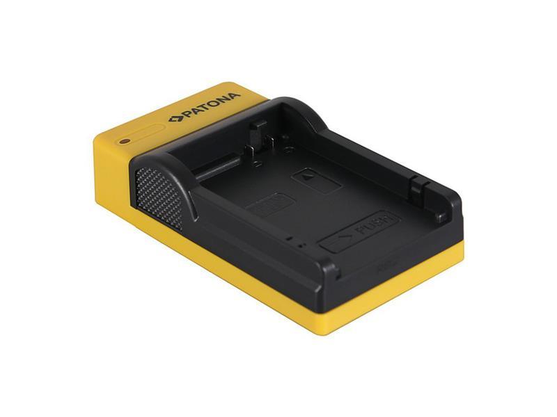 Nabíječka CANON LP-E8 USB PATONA PT151574
