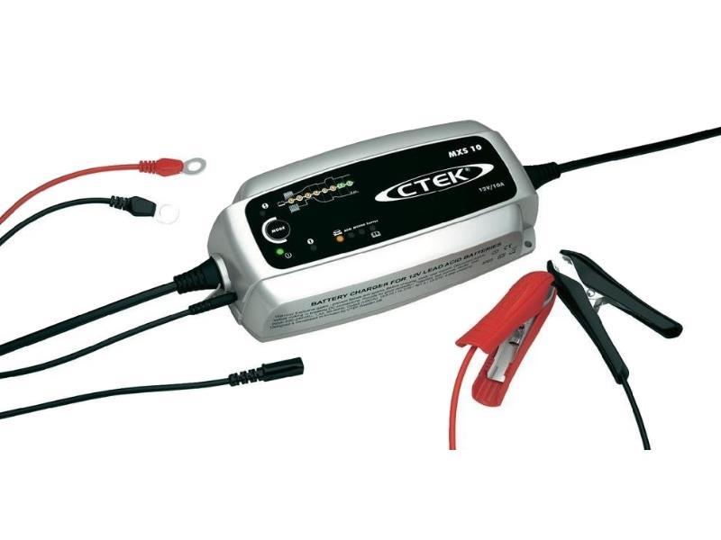Nabíječka autobaterií CTEK MXS 10, 12V, 10A