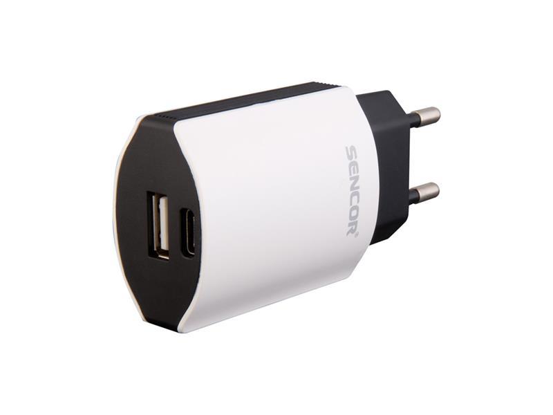 Adaptér USB SENCOR SCH 650 AC