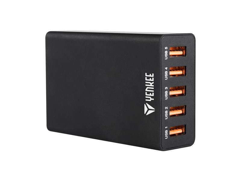 Adaptér USB YENKEE YAC 3005BK