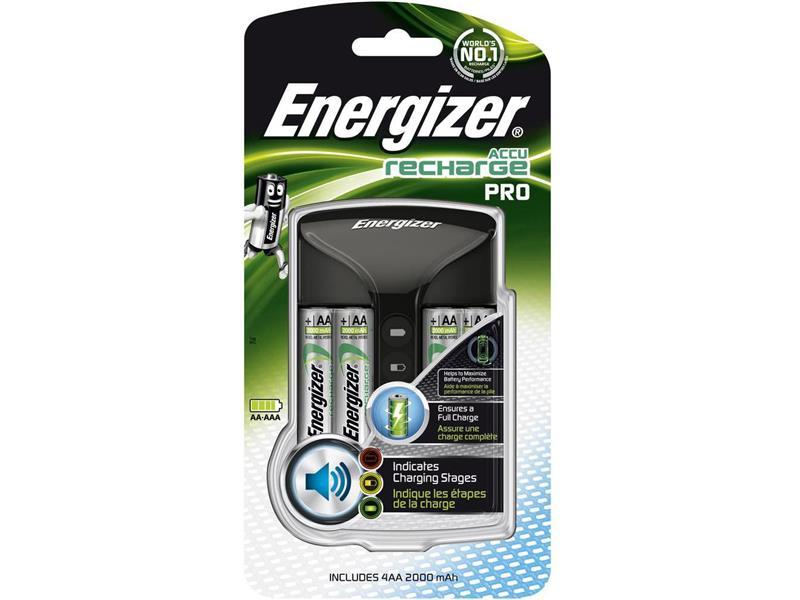 Nabíječka baterií ENERGIZER INTELLIGENT 4xAA