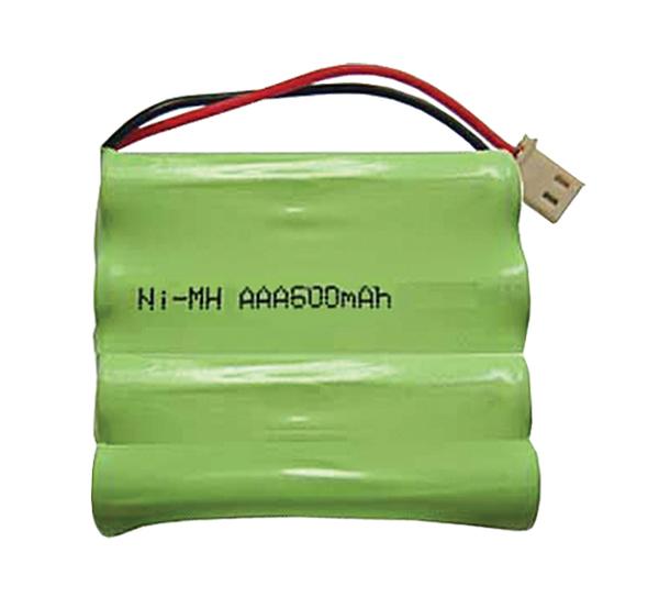 Baterie Tinko Ni-MH 4,8V 60mAh 1ks