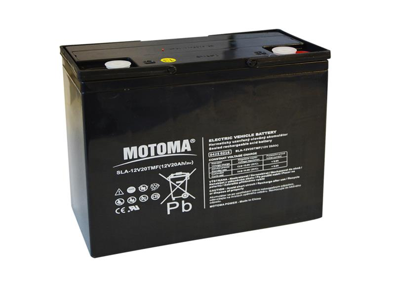 Baterie MOTOMA 12V-20T 12V/20Ah