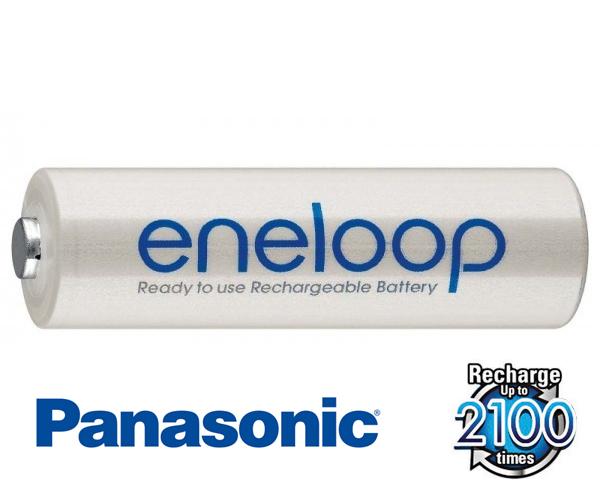 Baterie Panasonic Eneloop AA 1ks BK-3MCCE