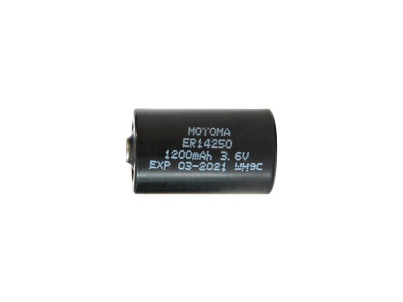 Baterie 14250 lithiová 3.6V, 1200mAh MOTOMA 1ks