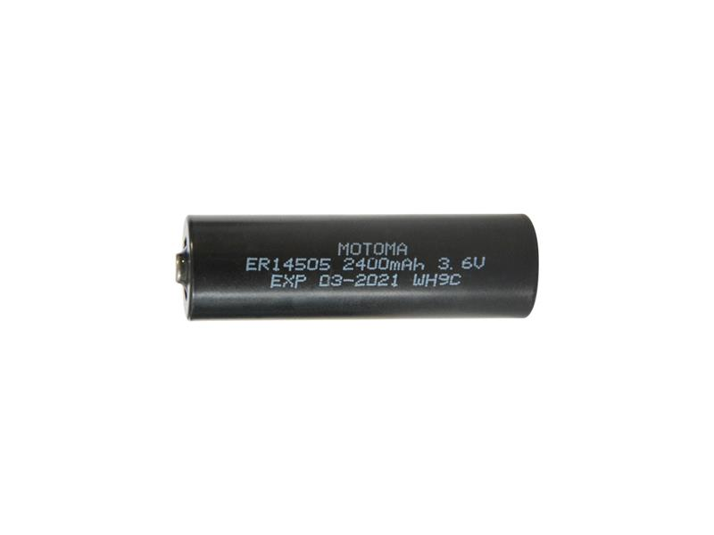 Baterie 14500/14505 lithiová 3.6V, 2400mAh MOTOMA 1ks