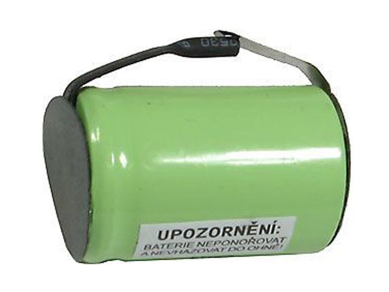 Baterie nabíjecí NiMH 4/5SC 1,2V/2800mAh TINKO, pásk.vývody 23x34mm