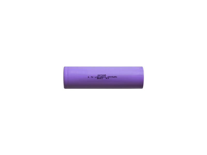Baterie nabíjecí Li-Ion 18650 3,7V/2000mAh 3C MOTOMA