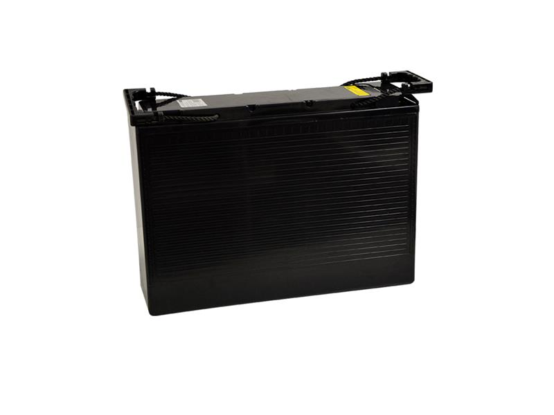 Baterie olověná 12V 100Ah MOTOMA pro soláry (přední konektory)