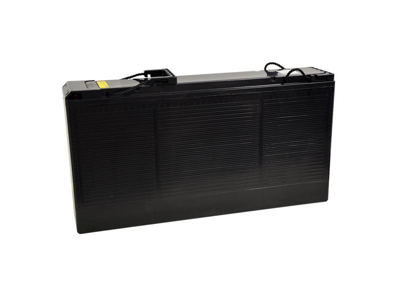 Baterie olověná 12V 150Ah MOTOMA pro soláry (přední konektory)