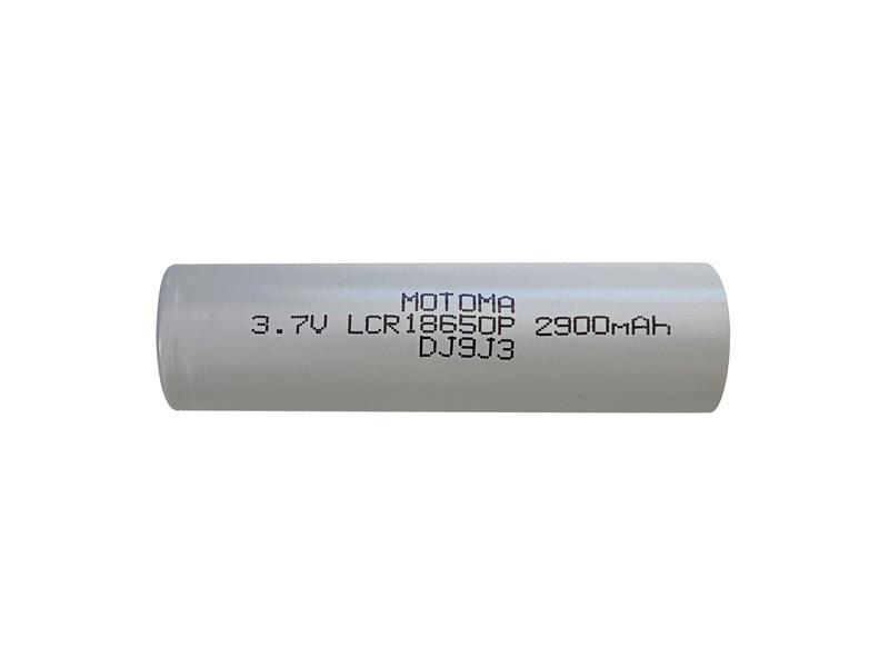 Baterie nabíjecí Li-Ion 18650 3,7V/2900mAh 3C MOTOMA