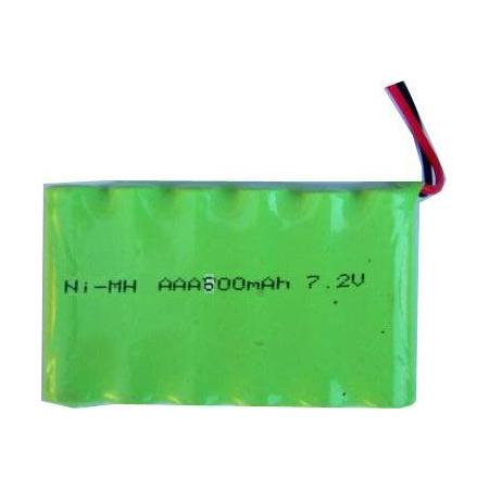 Baterie nabíjecí akupack Ni-MH 7,2V/600mAh TINKO