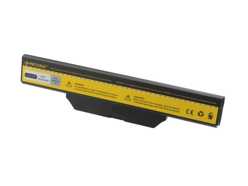 Baterie notebook HP BUSINESS 6720 / 6820 4400mAh 10.8V PATONA PT2138 neoriginální