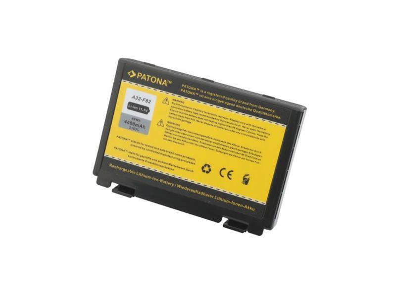Baterie notebook ASUS K50ij 4400mAh 11.1V PATONA PT2163 neoriginální