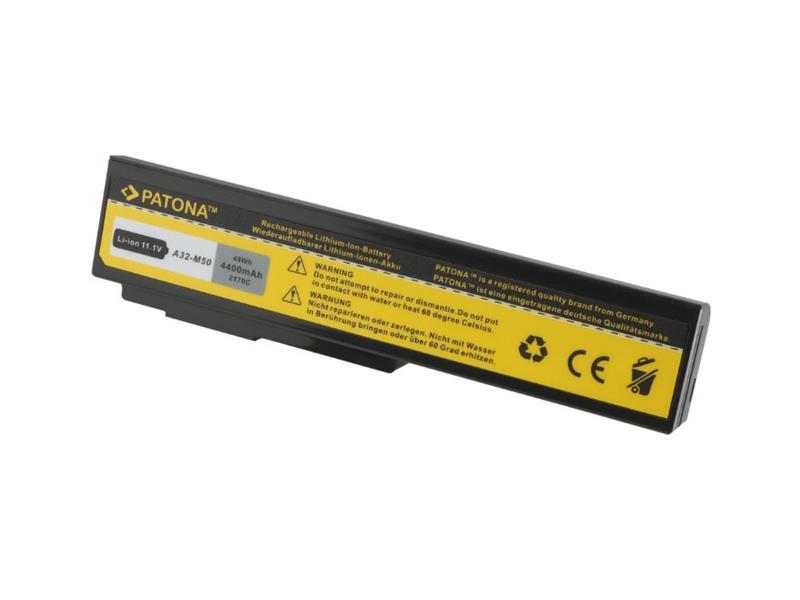 Baterie notebook ASUS A32-M50 4400mAh 11.1V PATONA PT2170 neoriginální