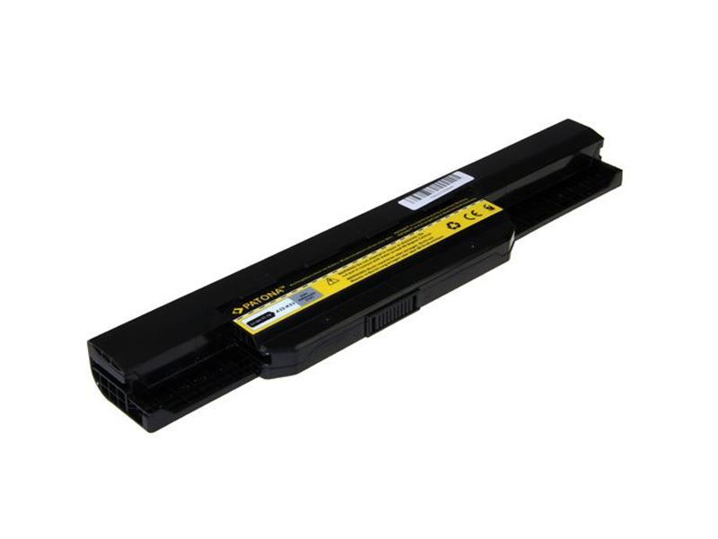 Baterie notebook ASUS A32-K53 4400mAh 11.1V PATONA PT2294 neoriginální