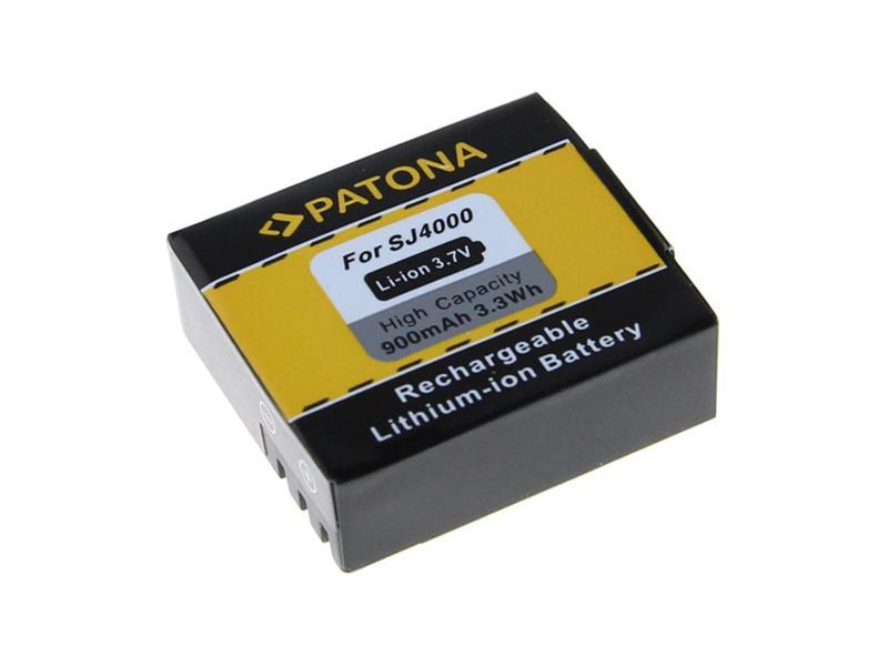 Baterie SJCAM SJ4000 900 mAh PATONA PT1228