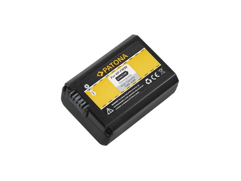 Baterie foto SONY NP-FW50 950mAh PATONA PT1079