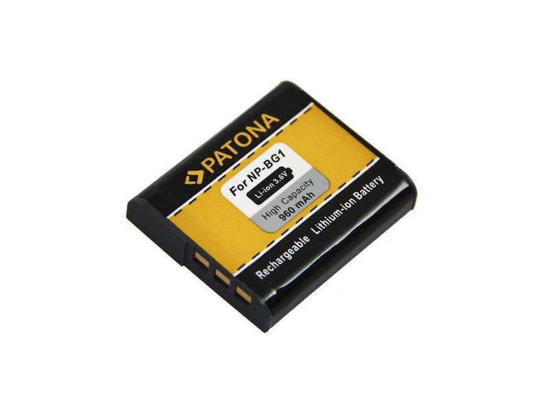 Baterie SONY NP-BG1 960 mAh PATONA PT1050