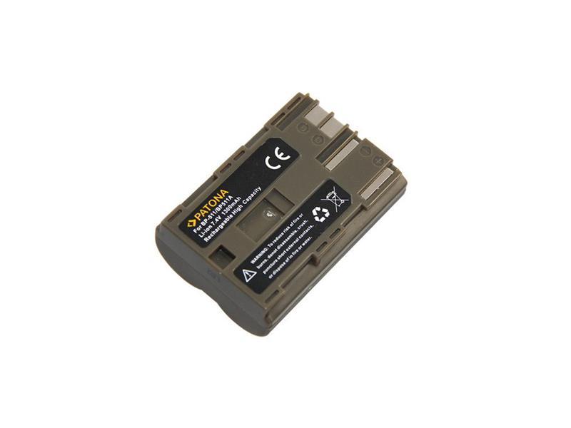 Baterie CANON BP-511 1300mAh PATONA PT1008