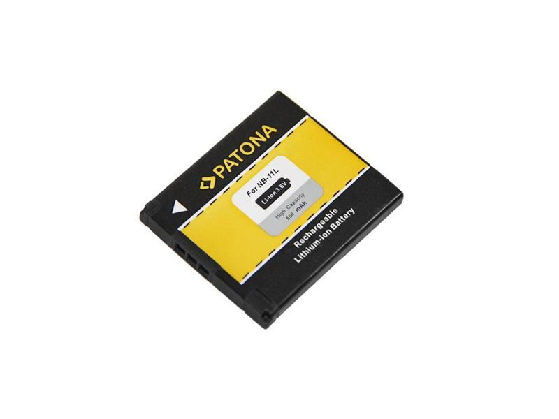 Baterie foto CANON NB11L 550mAh PATONA PT1108