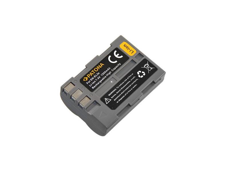 Baterie NIKON EN-EL3E 1300 mAh PATONA PT1036