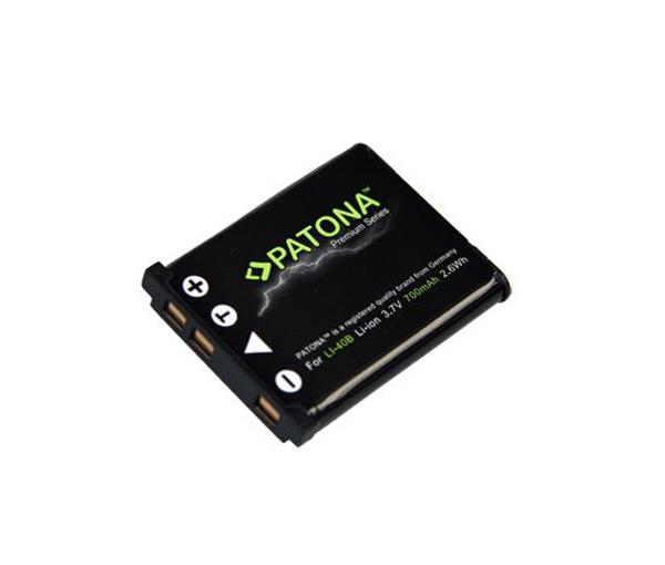 Baterie OLYMPUS Li-40B 700mAh premium PATONA PT1164