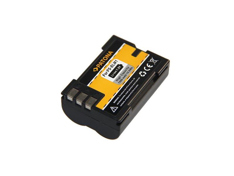Baterie OLYMPUS PS-BLM1 1500mAh PATONA PT1143