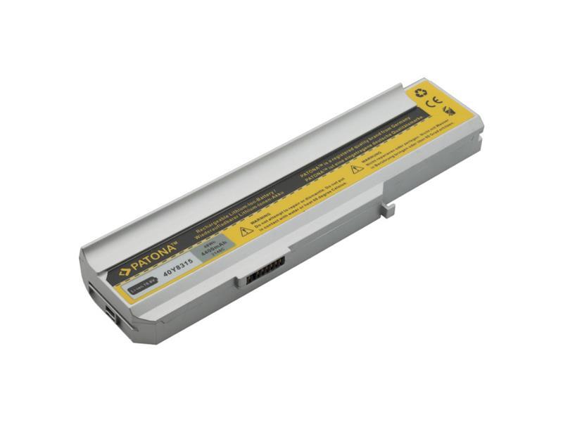 Baterie notebook LENOVO 3000 N100 4400mAh 10.8V PATONA PT2146 neoriginální