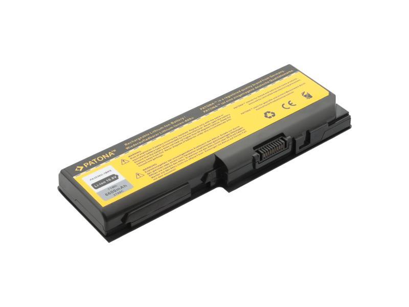 Baterie notebook TOSHIBA SATELLITE P200 6600mAh 10.8V PATONA PT2199 neoriginální
