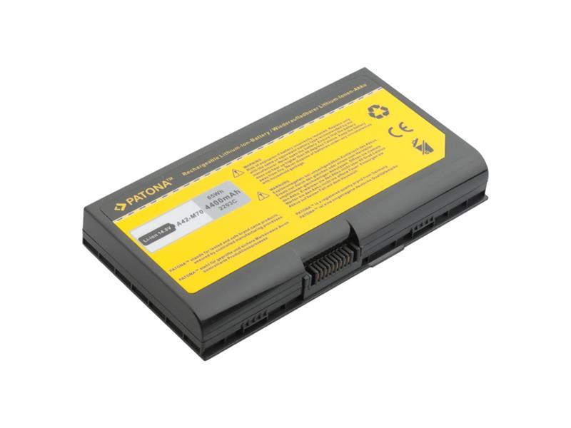 Baterie notebook ASUS ASUS A32-F70 4400mAh 14.8V PATONA PT2203 neoriginální