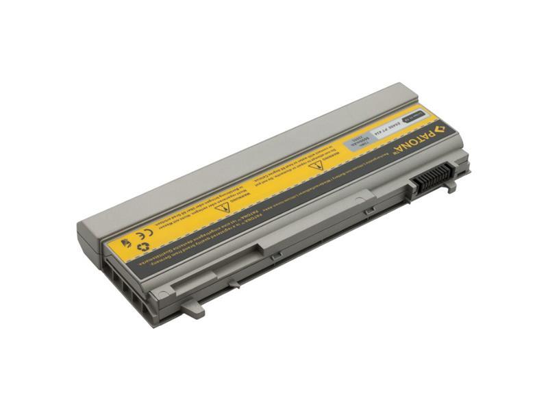 Baterie notebook DELL LATITUDE E6400 6600mAh 11.1V PATONA PT2205