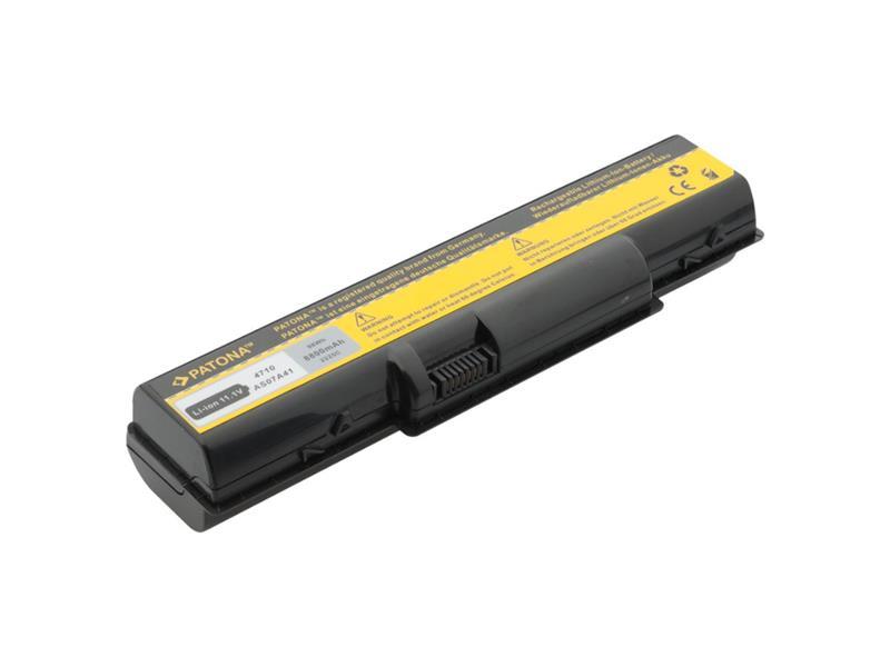 Baterie notebook ACER ASPIRE 4310 / 4520 8800mAh 11.1V PATONA PT2225 + ZDARMA držák do auta