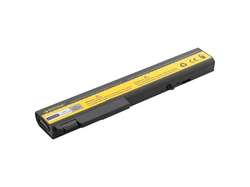 Baterie notebook HP EliteBook 8530 4400mAh 14.8V PATONA PT2242 neoriginální