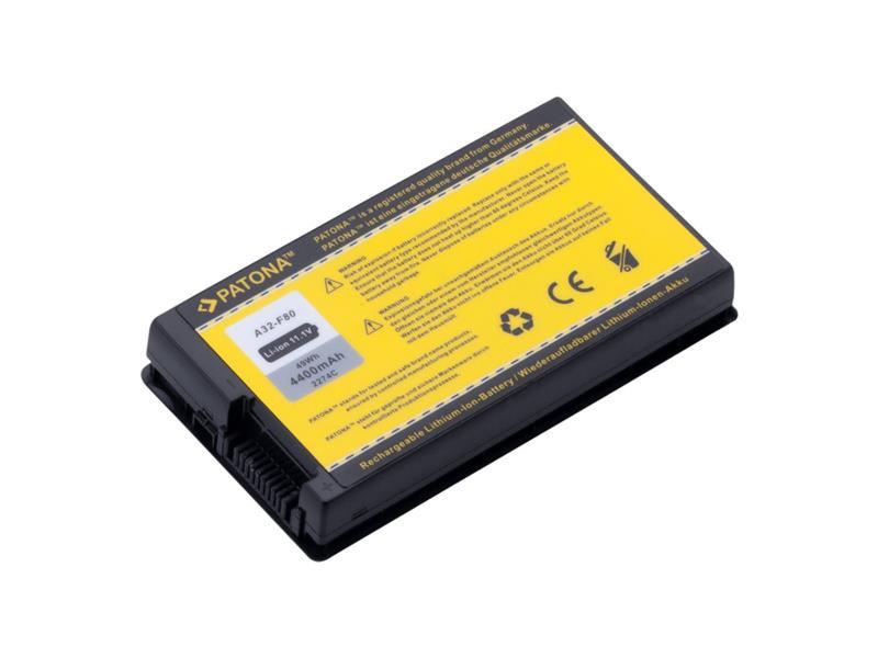 Baterie notebook ASUS A32-F80 4400mAh 10.8V PATONA PT2274 neoriginální