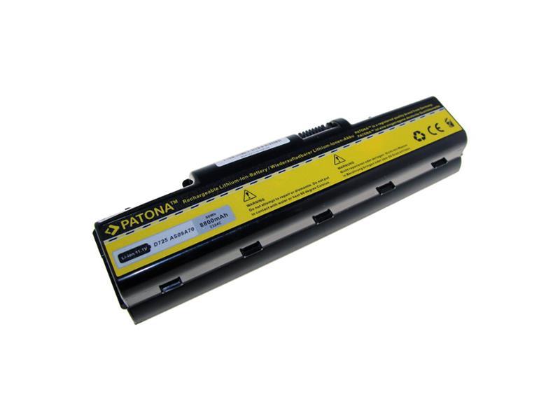 Baterie notebook ACER ASPIRE AS09A31 8800mAh 11.1V PATONA PT2324 neoriginální