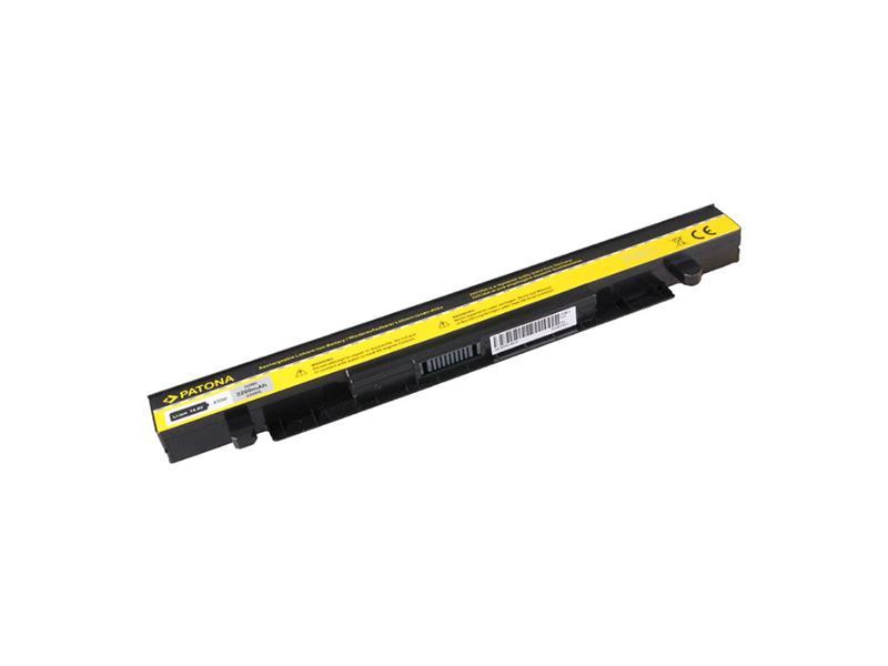Baterie notebook ASUS A41-X550 2200mAh 14.4V PATONA PT2359 neoriginální