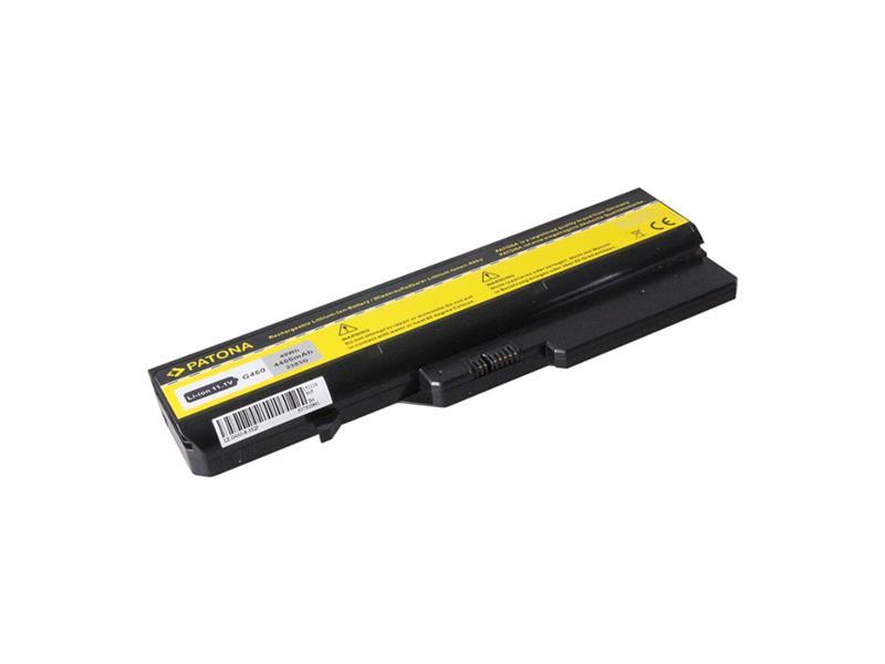 Baterie notebook LENOVO IdeaPad G560 4400mAh 11.1V PATONA PT2383 neoriginální