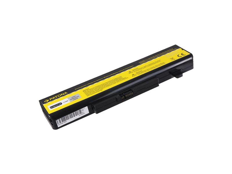Baterie notebook LENOVO G580 4400mAh 11.1V PATONA PT2386 neoriginální