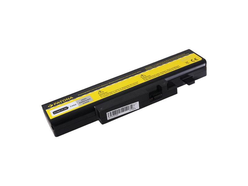 Baterie notebook LENOVO B560 4400mAh 11.1V PATONA PT2389 + ZDARMA držák do auta