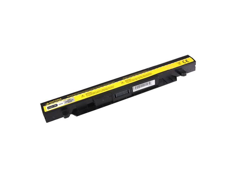 Baterie notebook ASUS ZX50 2200mAh 15V PATONA PT2439 neoriginální