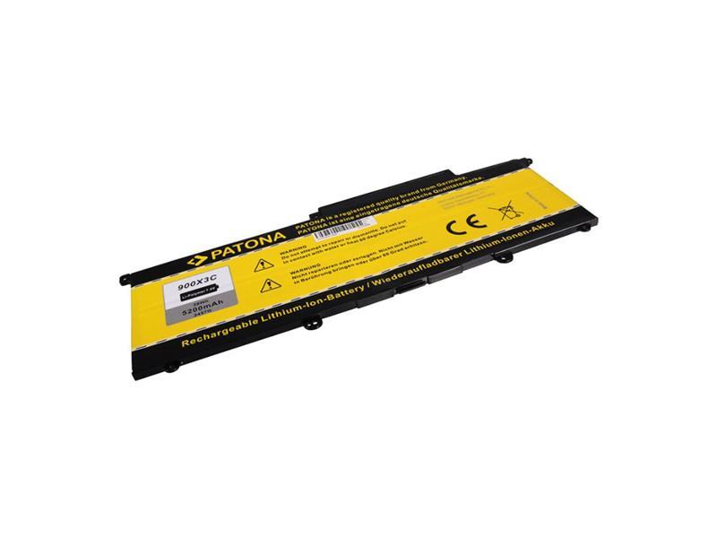 Baterie notebook SAMSUNG NP900 5200mAh 10.8V PATONA PT2457 + ZDARMA držák do auta