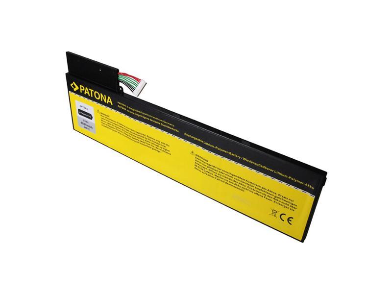 Baterie notebook ACER ASPIRE M3 4800mAh 11.1V PATONA PT2461 neoriginální